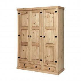 Masivní skříň 3 dveřová II...