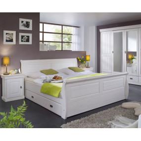 postel, postel se šuplíkem, postel se šuplíky