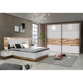 SET postel + skříň Dunay
