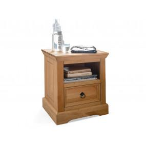 Noční stolek z masivu Palmeria