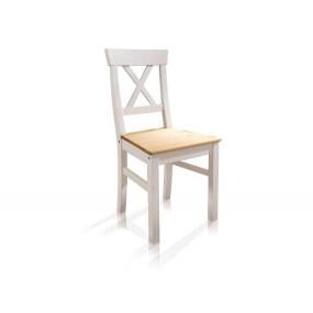 Židle z masivu Stockholm