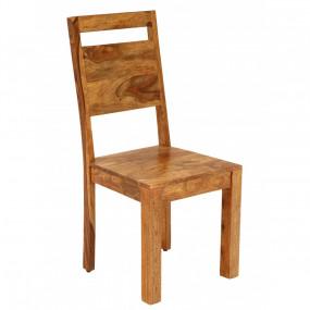 Židle z masivního...