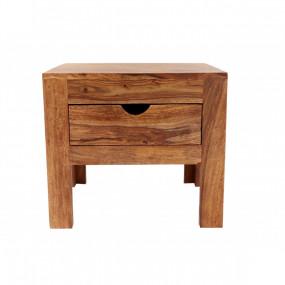 Noční stolek z masivu Anni