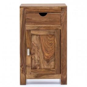 skříňka, skříňka do koupelny, masiv, palisandr