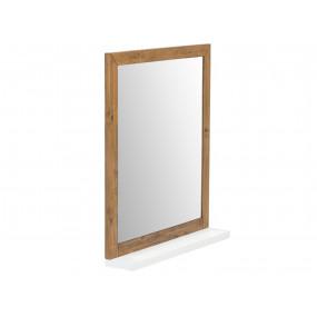 Zrcadlo do koupelny Stonewall Bílá