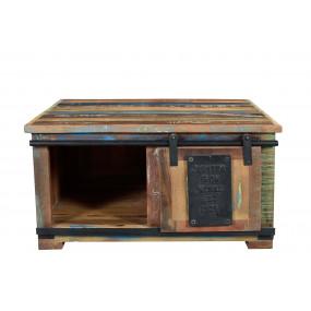 Konferenční stolek z recykl. dřeva Jupiter