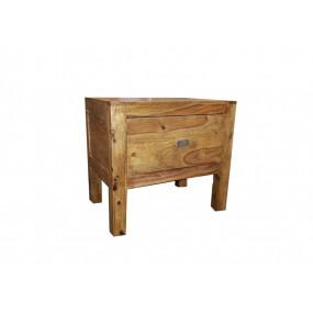 Noční stolek z palisandru...