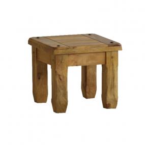 Odkládací stolek z masivu...