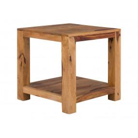 Masivní odkládací stolek z...