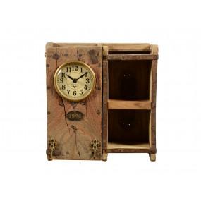 Starožitné hodiny s háčky