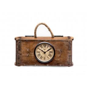 Vintage hodiny s rukojetí