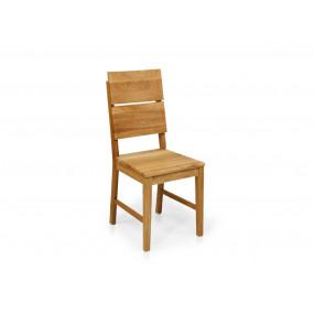 Jídelní židle z dubu Kaisa lak