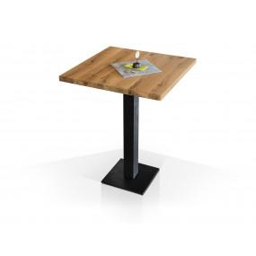 Barový stůl z masivu 80x80...