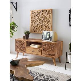 TV stolek z masivu Aisha akát