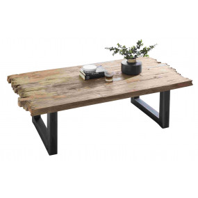 Starožitný konferenční stolek z masivu  Corola