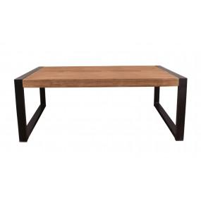 Konferenční stolek 80x80 z masivu Edgar