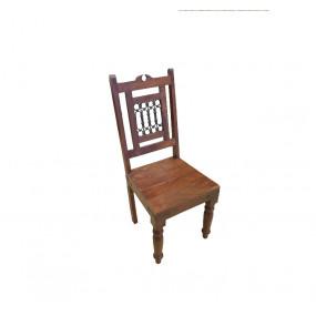 Masivní židle z palisandru...
