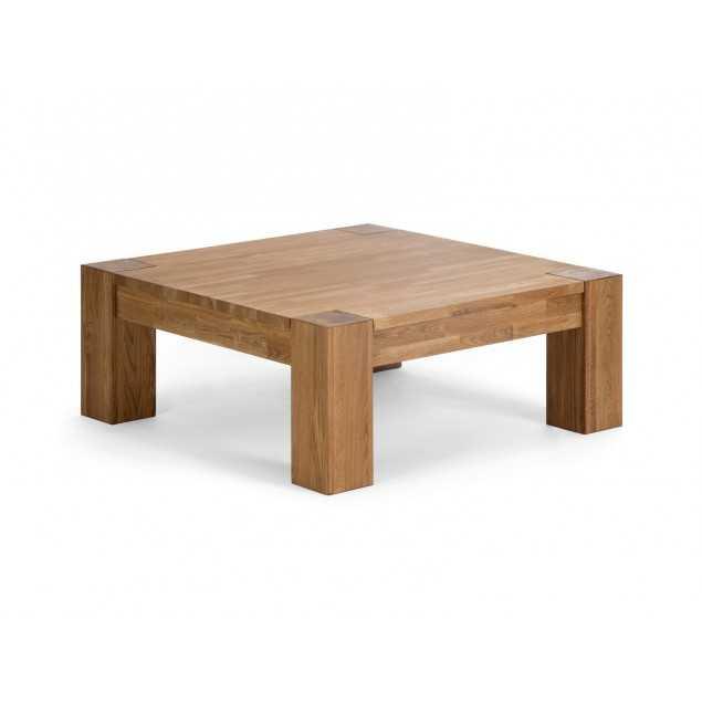 Masivní konferenční stolek z dubu Dios