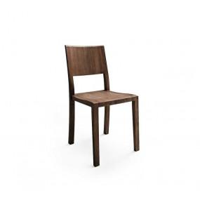 Jídelní židle hnědý akát...