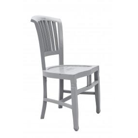 Koloniální jídelní židle...