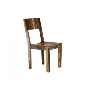 Barevná židle z...