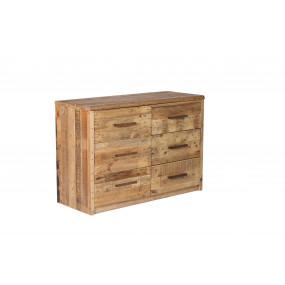 Komoda z recyklovaného dřeva Sacramento