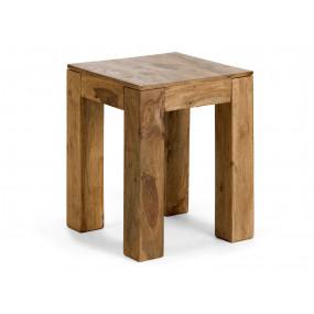 Odkládací stolek z masivu Birmingham palisandr
