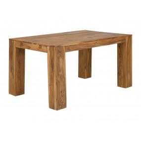 Jídelní stůl z masivu Birmingham palisandr