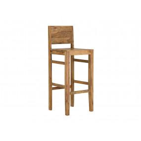 Barová židle z masivu Birmingham palisandr