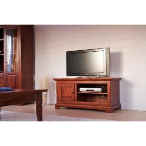 TV stolek z masivní akácie...