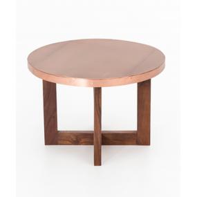 Kulatý konferenční stolek z...