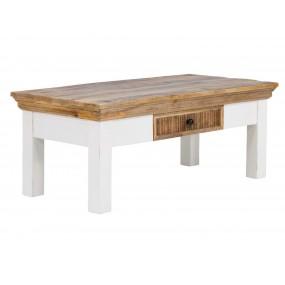 Dřevěný konferenční stolek Madagaskar