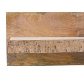 Dřevěná polička Madagaskar