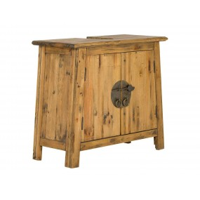 Skříňka z borovicového dřeva Rollo