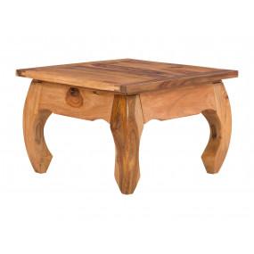 Masivní konferenční stolek...