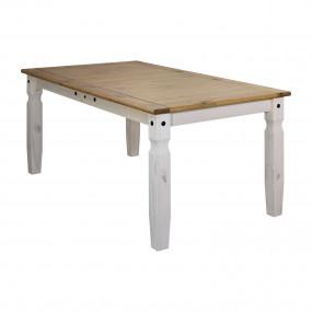 Masivní jídelní stůl 178×92...