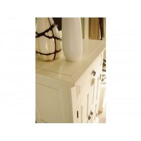 Předsíňový nábytek set 4 ks Jodpur bílý