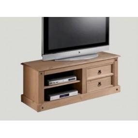 Dřevěný TV stolek z borovice Mexiko