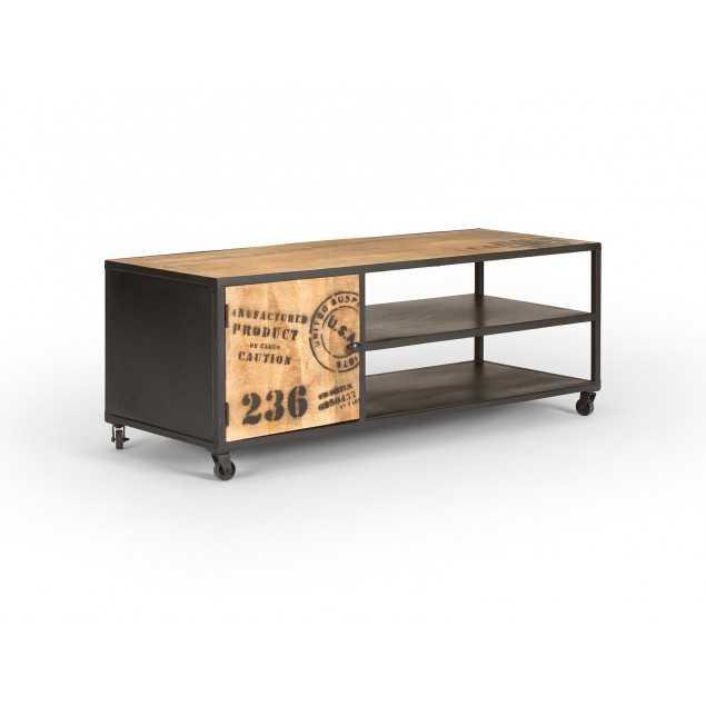 Moderní televizní stolek Edgar
