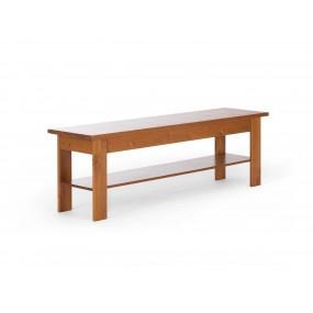 Dřevěná lavice Garden