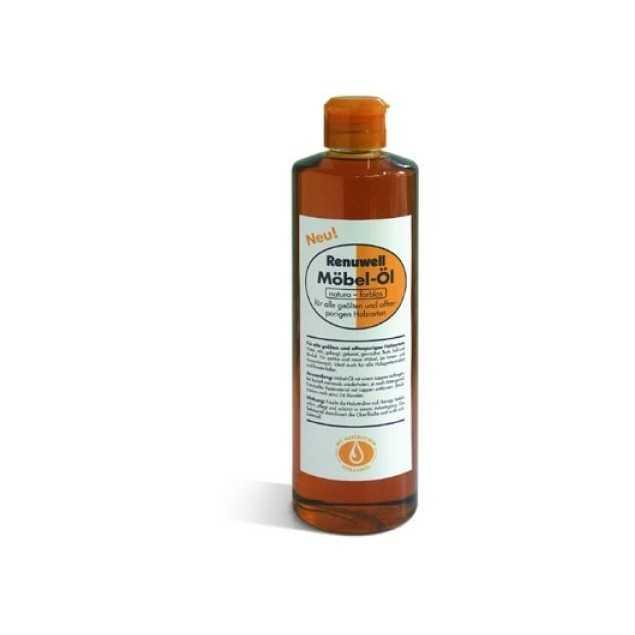 Olej pro regeneraci nábytku Renuwell
