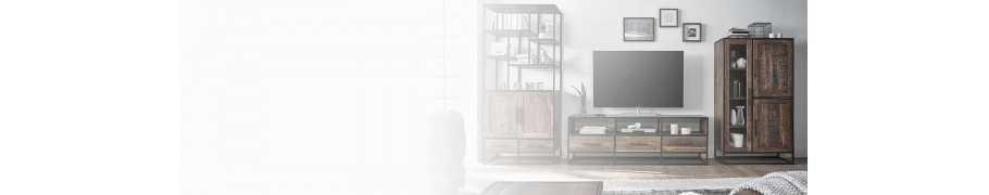 Nábytek do obývacího pokoje, masivní obývací nábytek ze dřeva