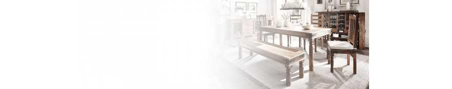 Nábytek do jídelny, masivní nábytek do jídelny ze dřeva